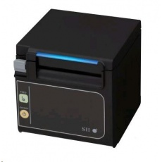 Seiko pokladní tiskárna RP-E11, řezačka, Přední výstup, serial, černá