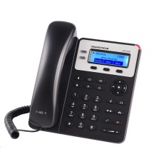 Grandstream GXP1625 [VoIP telefon - 2x SIP účet, HD audio, 3 program.tlačítka, switch 2xLAN 10/100Mbps, PoE]
