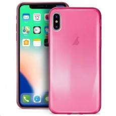 """Puro zadní kryt """"0.3 NUDE"""" pro Apple iPhone X, růžová"""