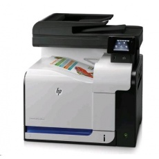 HP LaserJet PRO 500 Color MFP M570dw (A4, 30 ppm, USB 2.0, Ethernet, Wi-Fi, Print/Scan/Copy/Fax, Duplex)