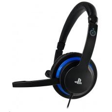Bigben herní  sluchátka  s  mikrofonem  PS4OFCOMMUNICATOR