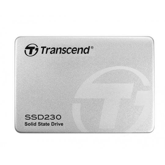 TRANSCEND SSD 230S 1TB, SATA III 6Gb/s, 3D TLC, Aluminum case