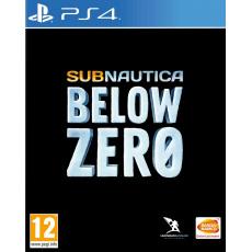 PS4 hra SUBNAUTICA BELOW ZERO