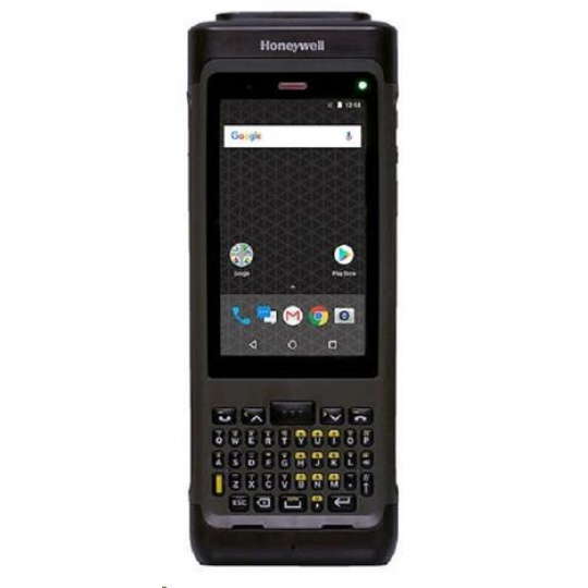 Honeywell CN80 Cold Storage, 2D, EX20, BT, Wi-Fi, QWERTY, ESD, PTT, GMS, Android