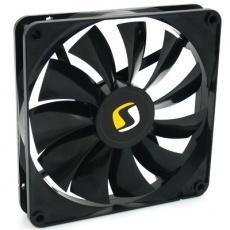 SilentiumPC přídavný ventilátor Zephyr 140/ 140mm fan/ ultratichý 8,9 dBA