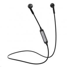 Celly BT sluchátka Drop s mikrofonem, černá
