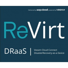 ReVirt DRaaS   Storage (1TB/1M)
