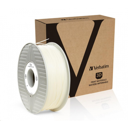 VERBATIM 3D Printer Filament PP 1,75mm 500g transparent
