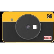 Kodak MINISHOT COMBO 2 RETRO Yellow - POŠKOZENÝ OBAL