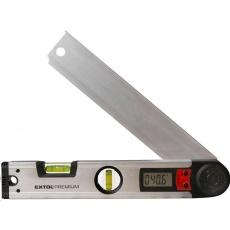 Extol Premium vodováha s digitálním úhloměrem, 305mm 8823501