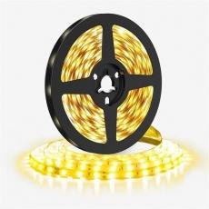 Solight LED světelný pás 5m, 120LED/m, 10W/m, 1100lm/m, IP20, teplá bílá