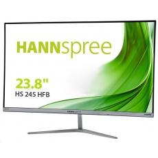 "Hannspree HS 245 HFB, Full HD LCD monitor 23,8"", HSP-IPS Panel, HDMI, VGA"