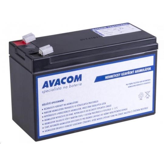 AVACOM Náhradní baterie (olověný akumulátor) 6V 4,5Ah do vozítka Peg Pérego F1