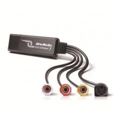 AVERMEDIA DVD EZMaker 7 USB, střihová (zachytávací) karta