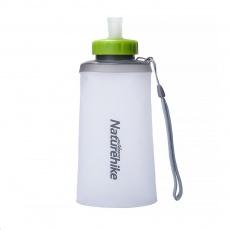 Naturehike ultralight TPU skládací láhev 500ml 48g