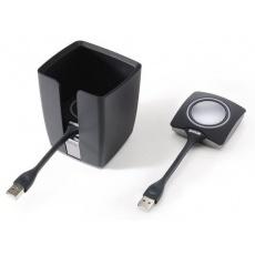 Barco ClickShare sada - 2x tlačítko pro CS-100, CSE-200 a CSE-800, konektor USB-A a 1x organizér