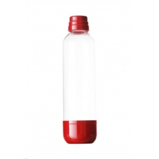 LIMO BAR - Soda láhev 1l - tm. Červená