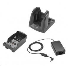 Motorola nabíječka MC30xx/MC31xx/MC32xx, Nabíjecí kolíbka + síťový adaptér