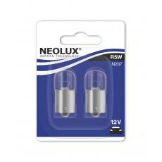 NEOLUX autožárovka R5W STANDARD 12V 5W BA15s (Blistr 2ks)