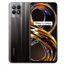 Realme 8i, 4GB/128GB, Space Black