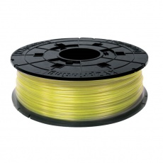 XYZ Junior 600gr Clear Yellow PLA Filament Cartridge