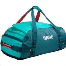THULE cestovní taška Chasm, 70 l, tyrkysová