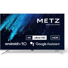 "METZ 50"" 50MUC8000Z, Smart Android, Direct LED, UHD (3840x2160), 9,5ms, DVB-T2/S2/C, HDMI, USB"