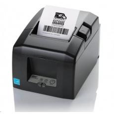 Star Micronics tiskárna TSP654IIC černá, paralelní, řezačka - bez zdroje