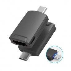 PLATINET adaptér USB-C na HDMI, 4K 30Hz