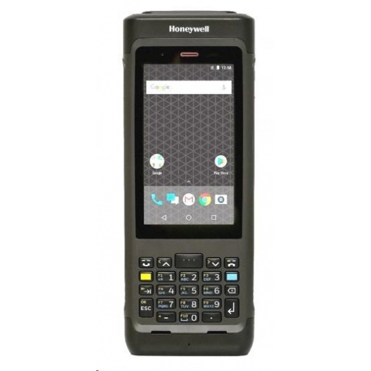 Honeywell CN80 Cold Storage, 2D, EX20, BT, Wi-Fi, num., ESD, PTT, GMS, Android