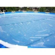 Marimex Plachta solární modrá kruh 4,57 m - EKOSUN