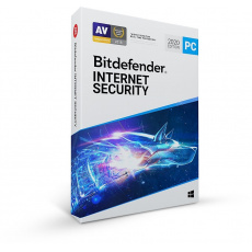 PROMO 5PK Bitdefender Internet Security - 1PC na 1 rok_BOX 5+1