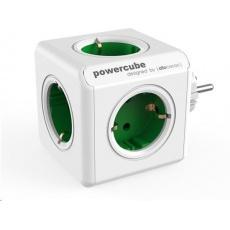 Allocacoc Powercube Original Green Schuko