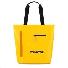 Naturehike vodotěsná taška přes rameno 30l 560g - žlutá