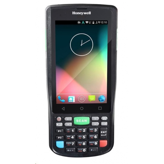 Honeywell EDA50K, 2D, SR, BT, Wi-Fi, NFC, num., Android