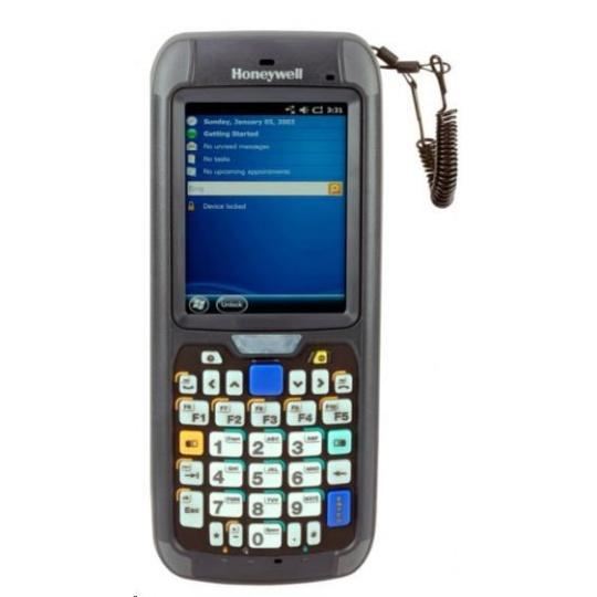 Honeywell CN75e, 2D, EA30, USB, BT, Wi-Fi, GSM, num., GPS