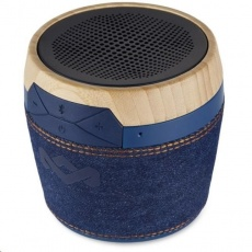 MARLEY Chant Mini BT - Denim, přenosný audio systém s Bluetooth