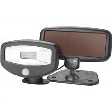 Extol Light (43270) reflektor LED s pohybovým čidlem, 100lm, solární nabíjení