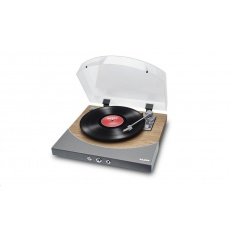 ION Premier LP Natural wood  All-in-one gramofon