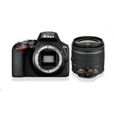 NIKON zrcadlovka D3500 + 18-55mm VR BLACK