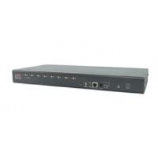 APC 8 Port Multi-Platform Analog KVM