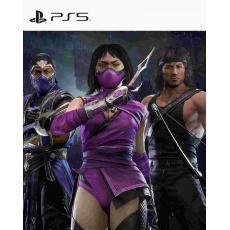 PS5 hra Mortal Kombat XI Ultimate