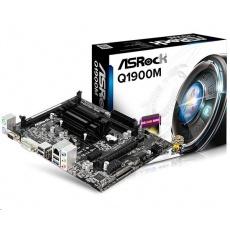 ASRock MB Int.procesor Q1900M, 2xDDR3,  VGA, mATX