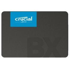 "Crucial SSD BX500, 2000GB, SATA III 7mm, 2,5"""