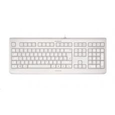 CHERRY klávesnice KC 1068, ochrana IP68, USB, EU, šedá