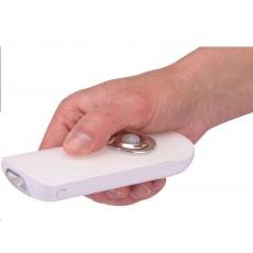 Extol Light svítilna pohotovostní s pohybovým čidlem, indukční nabíjení, Li-ion, 16+2 LED 43126