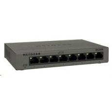 Netgear GS308 Gigabit Switch 8 portů, kovový