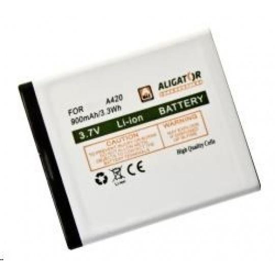 Aligator baterie Li-Ion 700 mAh pro Aligator A420/V500 - BULK