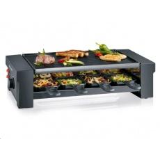SEVERIN RG 2687 gril na mini pizzu a raclette