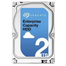 """BAZAR - SEAGATE HDD EXOS 7E2 3,5"""" - 2TB, SATAIII, ST2000NM000A, recertified product"""